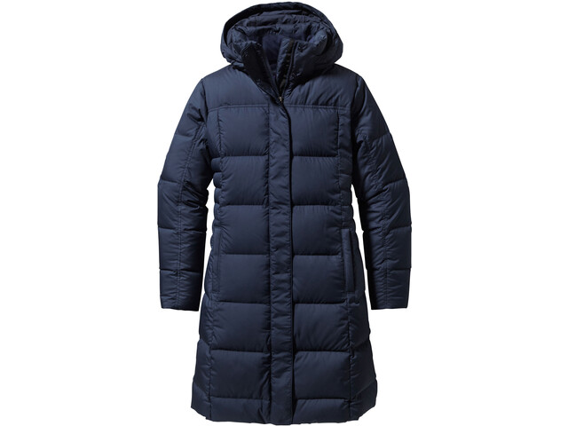 Patagonia Down With It Parka Dam navy blue